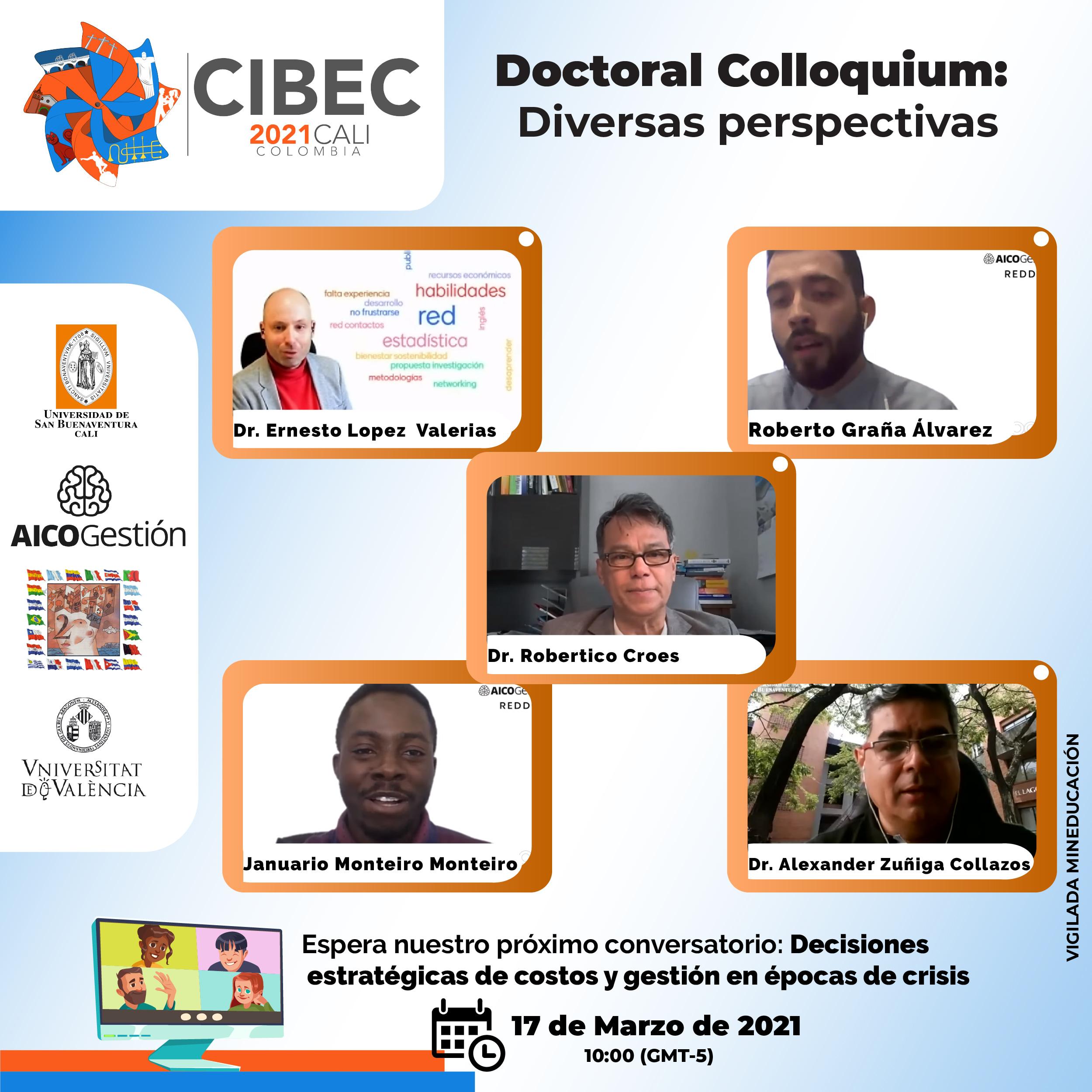 Preliminares CIBEC